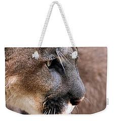 Fierce Weekender Tote Bag