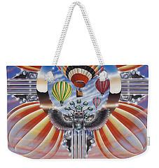 Fiesta De Colores Weekender Tote Bag
