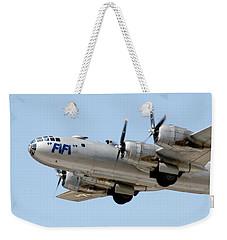 Fifi In Flight Weekender Tote Bag