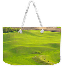 Fileds Of The Palouse Weekender Tote Bag