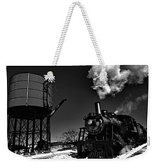 Filler Up Weekender Tote Bag by Robert McCubbin