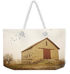 Filley Stone Barn 1 Weekender Tote Bag