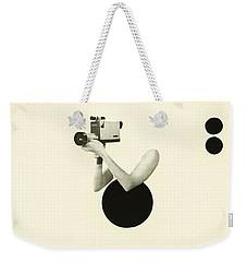 Film Noir Weekender Tote Bag