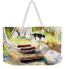 Filtered Sunlight Weekender Tote Bag by Carlin Blahnik