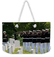 Final Honors Weekender Tote Bag
