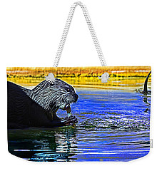 Find A Crab  Crunch A Crab Weekender Tote Bag
