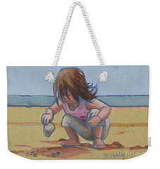Finding A Shell Weekender Tote Bag