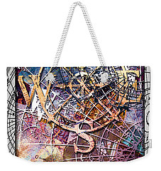 Finding The Way Home Weekender Tote Bag