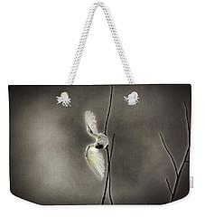 Fine Balancing Act V2 Weekender Tote Bag by Douglas Barnard
