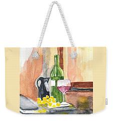Fine Vintage Weekender Tote Bag