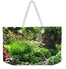 Finnerty Gardens Pond Weekender Tote Bag