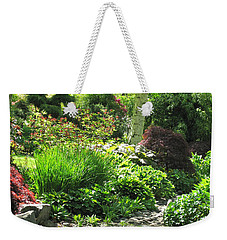 Finnerty Gardens Pond Weekender Tote Bag