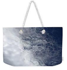 Fire Cloud Weekender Tote Bag