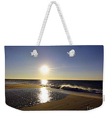Fire Island Sunday Morning - 13 Weekender Tote Bag