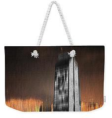 Fire Of Babylon Weekender Tote Bag