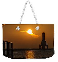 Fire Sky II Weekender Tote Bag