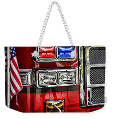 Fireman - Fire Engine Weekender Tote Bag