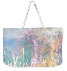 Fireweed Number 9  Weekender Tote Bag