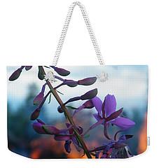 Fireweed Number Five Weekender Tote Bag