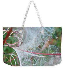Fireweed Number One Weekender Tote Bag