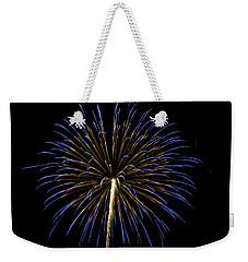 Fireworks Bursts Colors And Shapes 3 Weekender Tote Bag