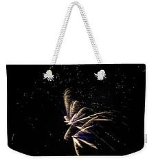 Fireworks - Dragonflies In The Stars Weekender Tote Bag