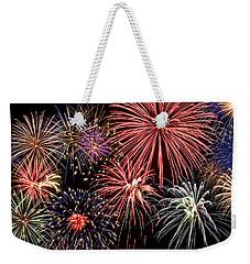 Fireworks Spectacular IIi Weekender Tote Bag