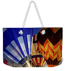 Firing Up Weekender Tote Bag