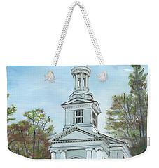 First Church Sandwich Ma Weekender Tote Bag