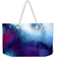 First Days Of Grief Weekender Tote Bag by Menega Sabidussi