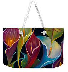 First Flight Triptych - Unframed Weekender Tote Bag