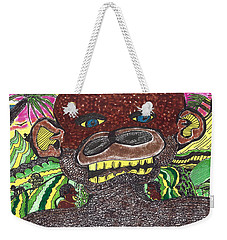 First Jungle Weekender Tote Bag