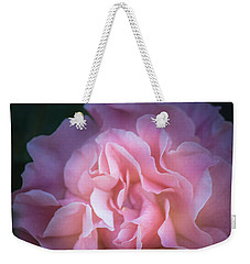 Weekender Tote Bag featuring the photograph First Light by Patricia Babbitt