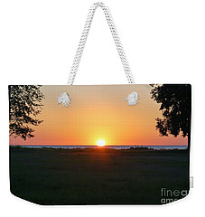 First Light Weekender Tote Bag by Patrick Shupert