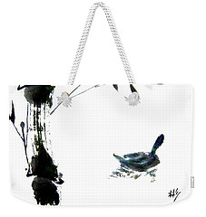 First Reflection Weekender Tote Bag by Bill Searle