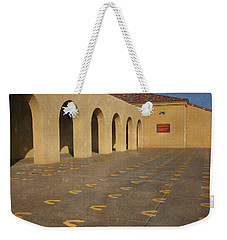 First Steps Weekender Tote Bag by Susan  McMenamin