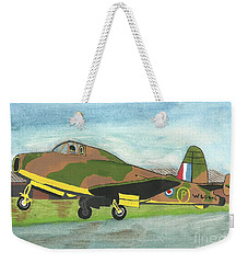 Firstflight Weekender Tote Bag by John Williams