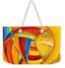 Fish 428-08-13 Marucii Weekender Tote Bag