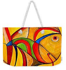 Fish 534-11-13 Marucii Weekender Tote Bag