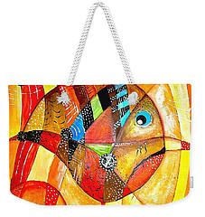 Fish 716-14 Marucii Weekender Tote Bag