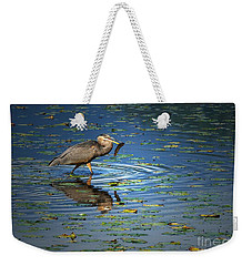 Fish For Dinner Weekender Tote Bag