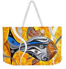 Fish Xi - Marucii Weekender Tote Bag