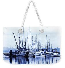 Fishers' Wharf Weekender Tote Bag