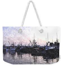 Fishing Fleet Ffwc Weekender Tote Bag