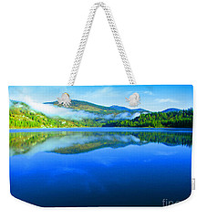 Fishing Spot 5 Weekender Tote Bag by Greg Patzer