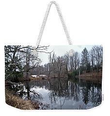 Fishing With Grandma Weekender Tote Bag