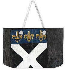 Fitzpatrick Weekender Tote Bag by Barbara McDevitt