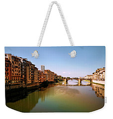 Fiume Di Sogni Weekender Tote Bag by Micki Findlay