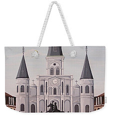 Five Fifteen In New Orleans Weekender Tote Bag
