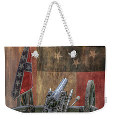 Flags Of The Confederacy Weekender Tote Bag